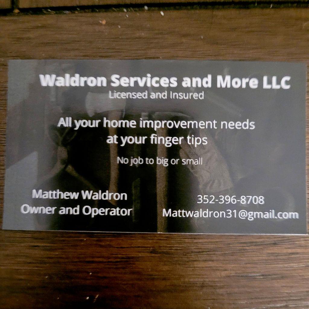 Waldron Services and More L.L.C