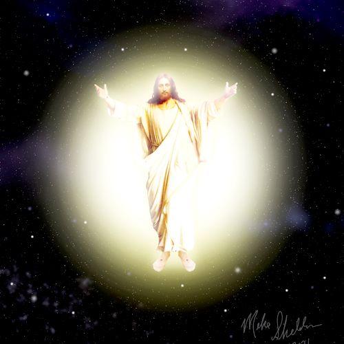 Digital Poster...The Rapture