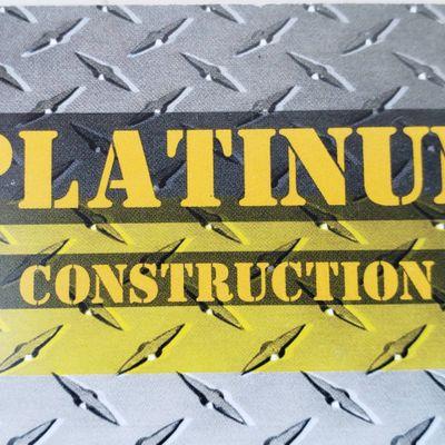 Avatar for platinum construction