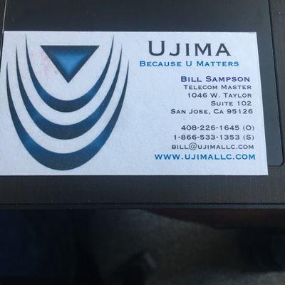 Avatar for UJIMA COMMUNICATIONS