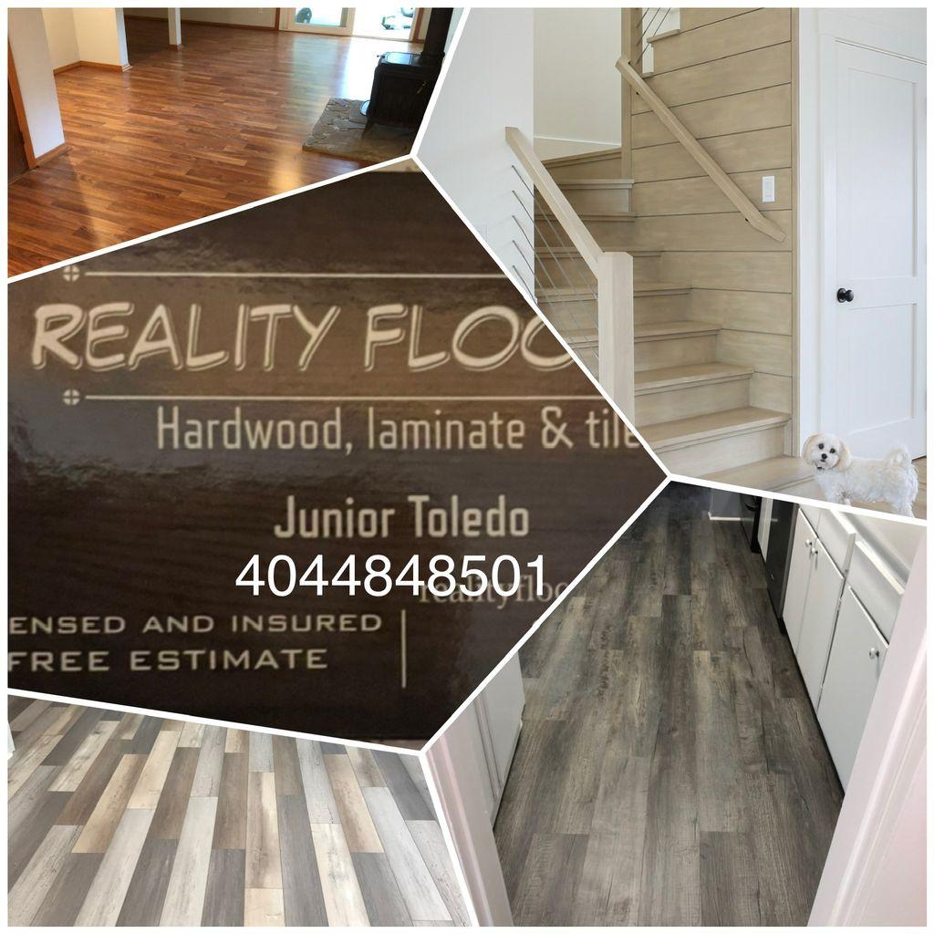 REALITY FLOORING LLC