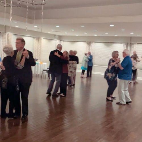 Dinner/Dance in Muncie, Indiana