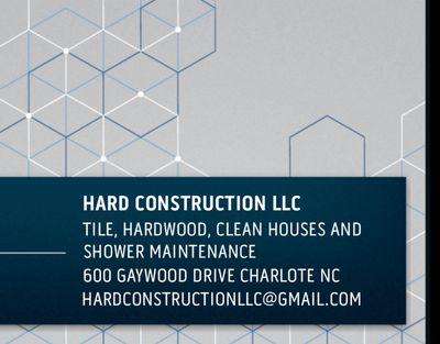 Avatar for Hard construction llc