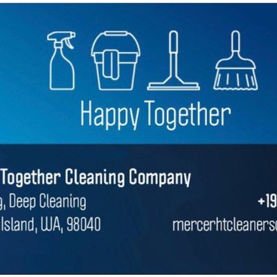 Avatar for Happy Together Cleaners