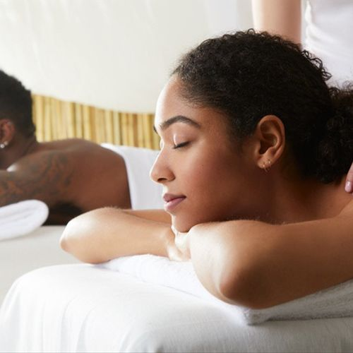 Couples In-Home spa treatment