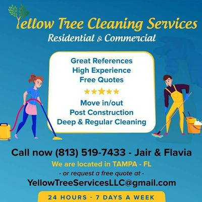 Avatar for Yellow Tree Services LLC