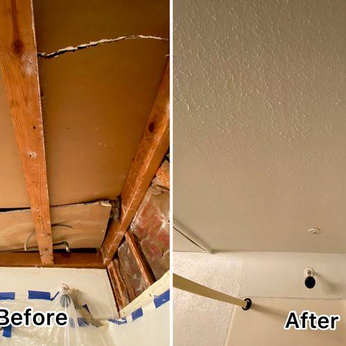 Drywall Repair, Texturing and Painting