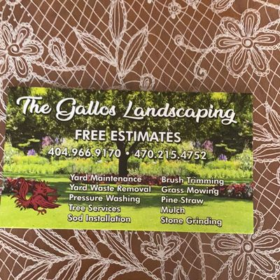 Avatar for Los gallos tree services and landscaping