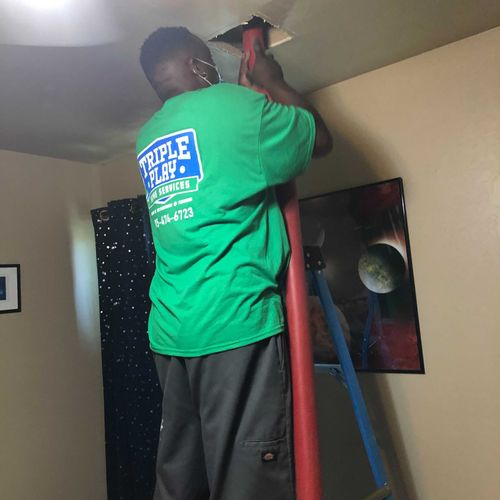 Have your ducts been cleaned?