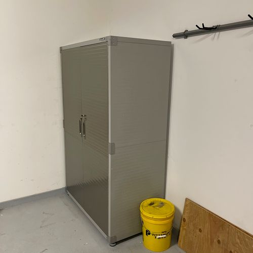 IKEA Storage cabinet that I assembled