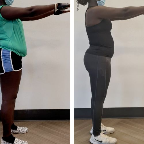 3 month transformation