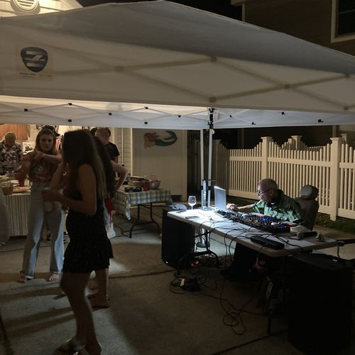 Ocean City Backyard Dance Party!