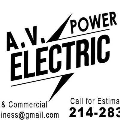 Avatar for A.V Power Electric