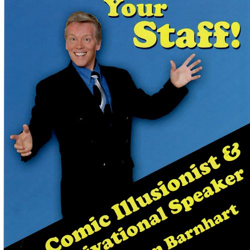 Salute Your Staff with Positive Attitude presentation