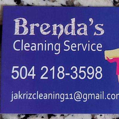 Avatar for Brenda's Cleaning LLC