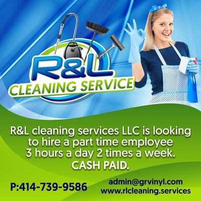 Avatar for R&L Cleaning services LLC.