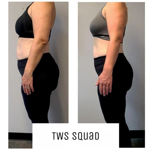 7 week transformation