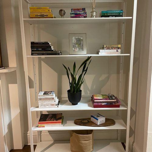 Book shelf - After