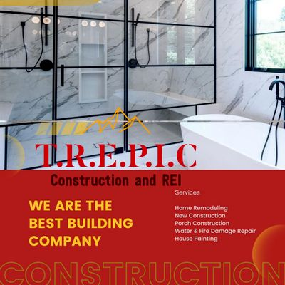 Avatar for T.R.E.P.I.C Remodeling & Construction Service