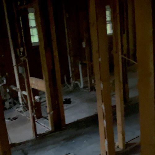 House demolition (3/4)