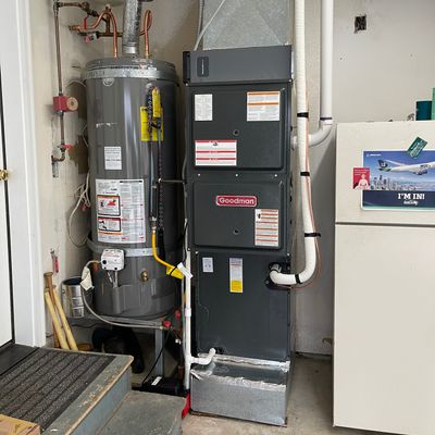 Avatar for Comfort Quality heating & AC inc
