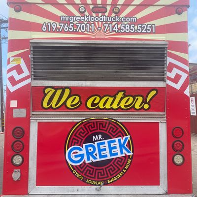 Avatar for Mr. Greek Food Truck