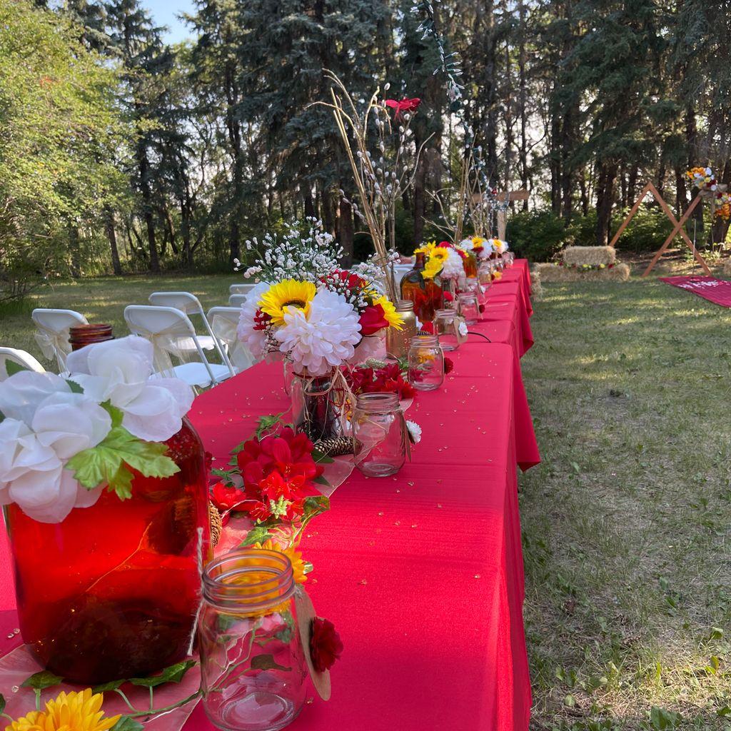 Hotvedt Valdez Event Decorating