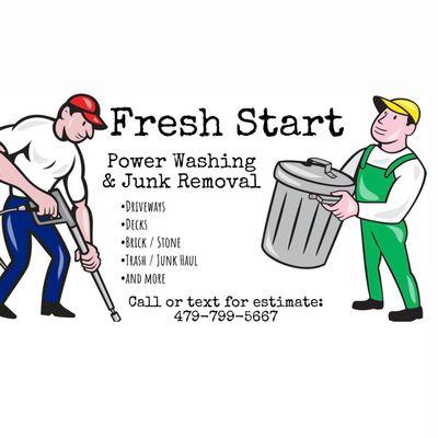 Avatar for Fresh Start Power Washing & Junk Removal