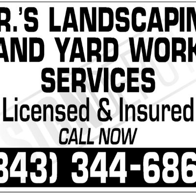 Avatar for JR's landscaping and yard work services