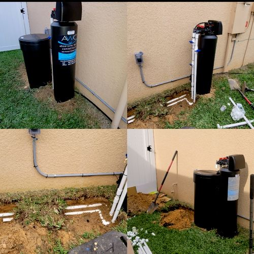 From Start to Finish.  Premium Installation