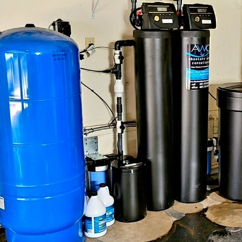Private Well-Water Solutions