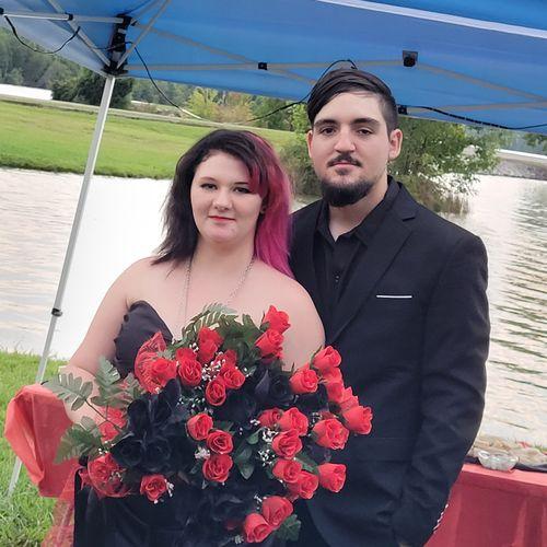 Dakota and Brionna Wedding