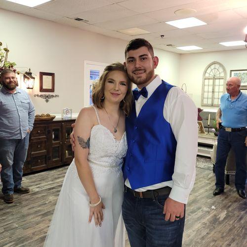 Kicklighter Wedding