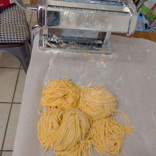 fresh pasta classes!