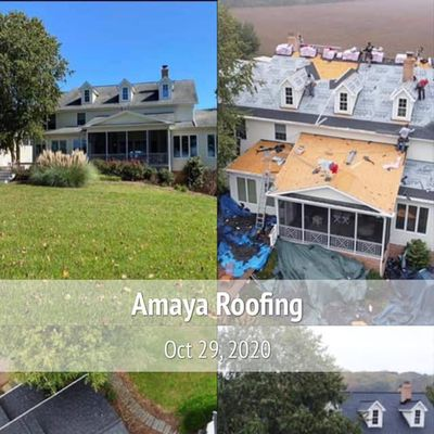 Avatar for Amaya roofing contracting
