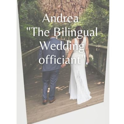 """Avatar for """" The Bilingual Wedding Officiants"""""""