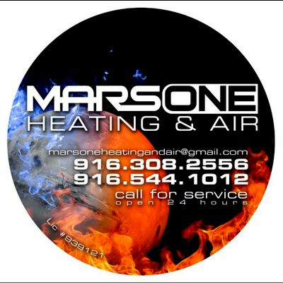 Avatar for MARS ONE HEATING AND AIR CONDITIONING