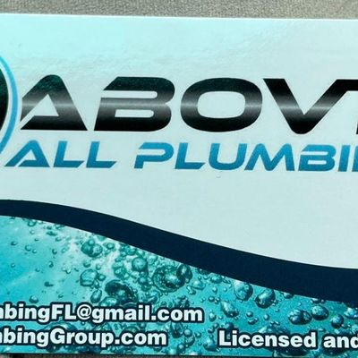 Avatar for Aboveallplumbing&drain cleaning