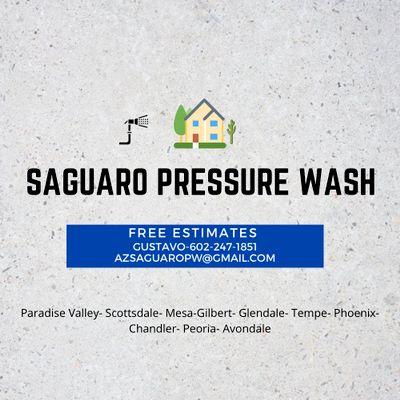 Avatar for Saguaro Pressure wash