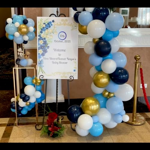 Baby Shower Event @ Ashyana Banquets