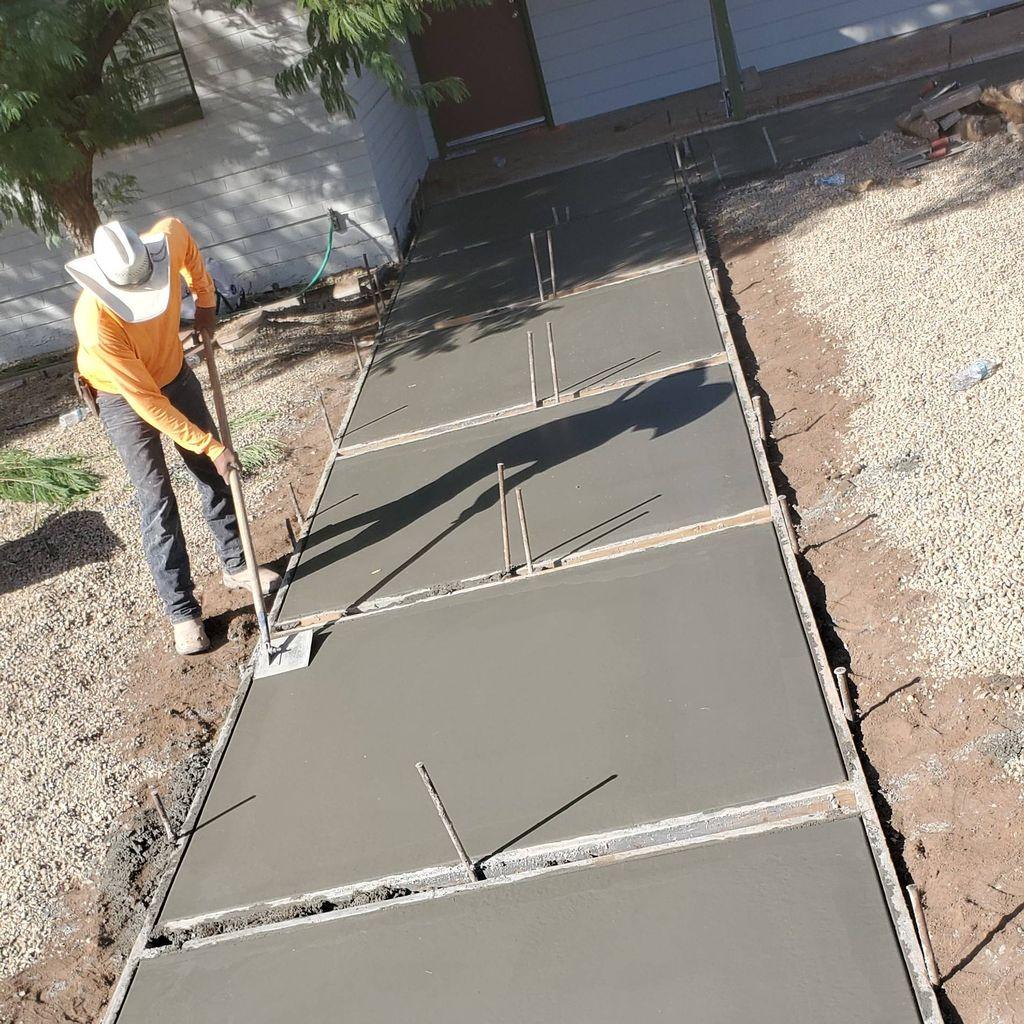 monarch cement az