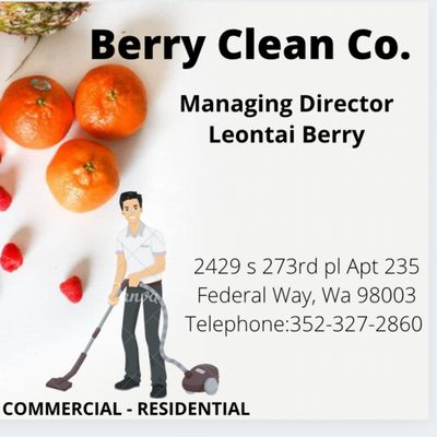 Avatar for Berry Clean Cleaning