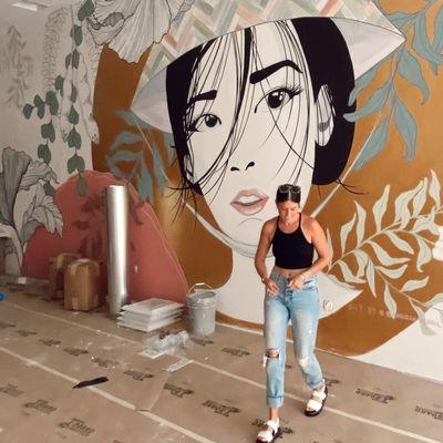 Avatar for Chelsea Blosil Murals & Wall Design